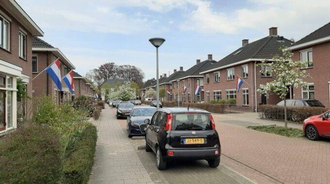 vlag 18 april bevrijd harderwijk ermelo putten vlaggen
