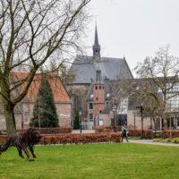 Hortuspark Marius van Dokkem museum Hanzestad weerbericht Koningsdag