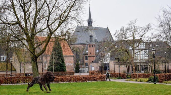 Hortuspark Marius van Dokkem museum Hanzestad meest toegankelijke gemeente