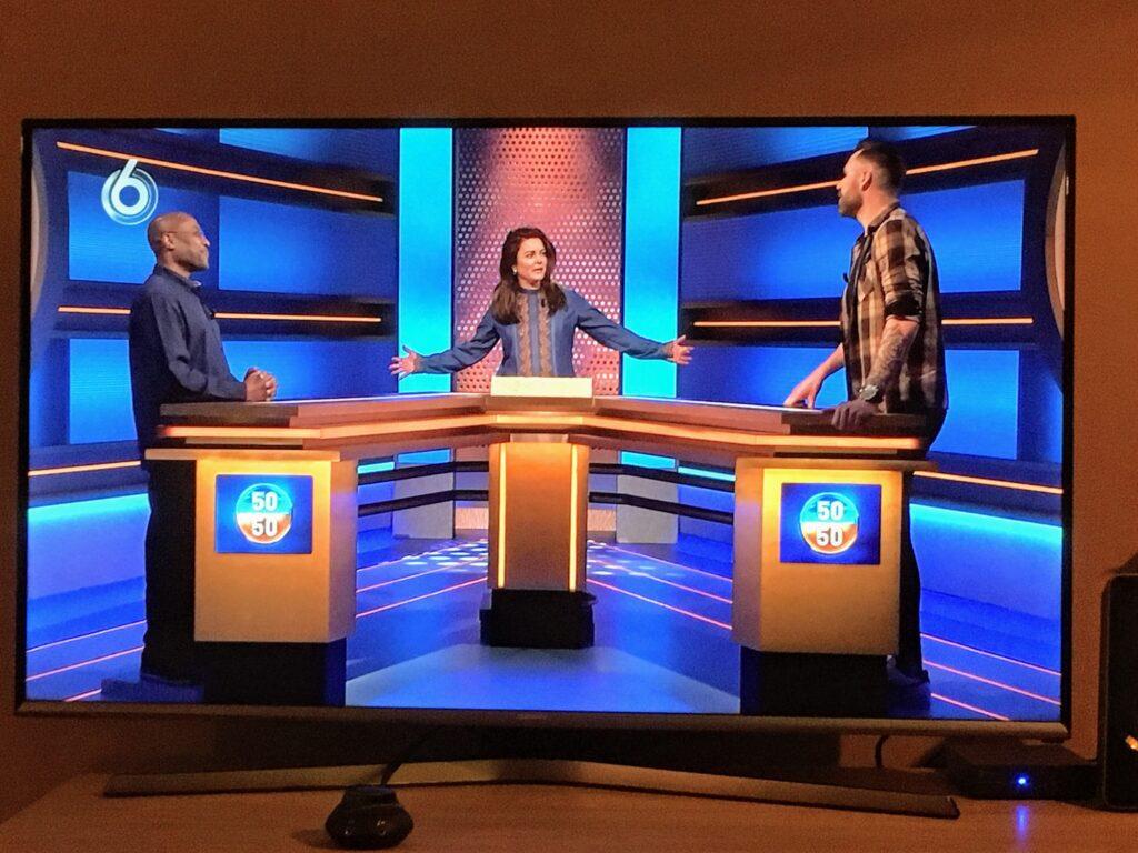 Ermeloër Tom zit in tv-programma 50/50