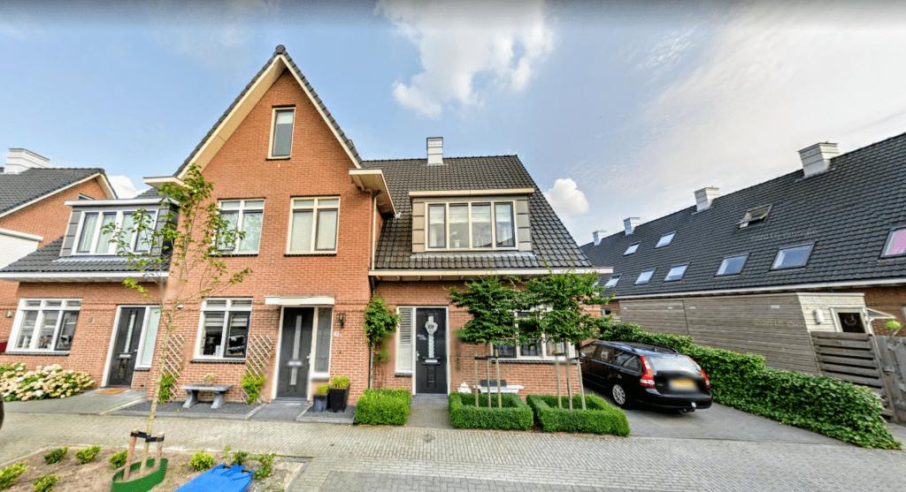 huis tuin zuiden harderwijk te koop woning