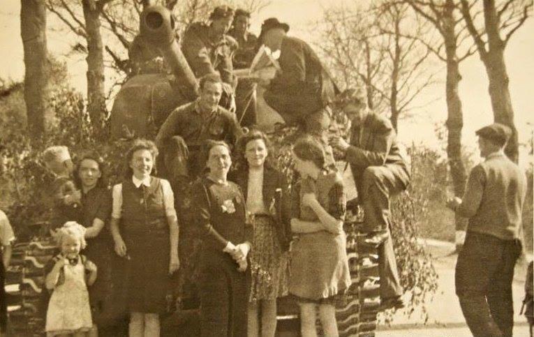 ermelo bevrijd bevrijdingsdag 5 mei 18 april 1945
