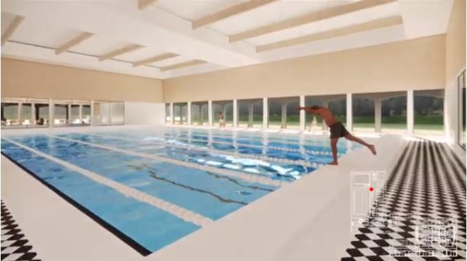 nieuw zwembad ermelo sportcomplex