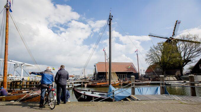 Harderwijk haven weg
