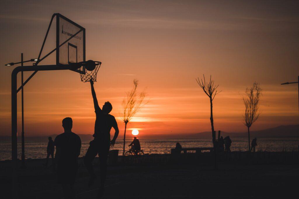 stadsidee harderwijk 2021 basketbal