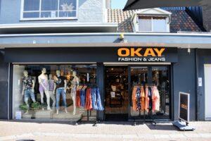 Kledingwinkel Okay Fashion in Ermelo