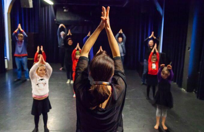 Dansexpressie Cultuurkust