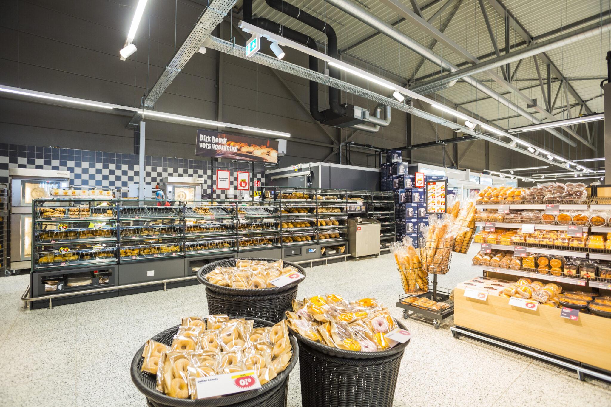 supermarkt Dirk van de broek harderwijk