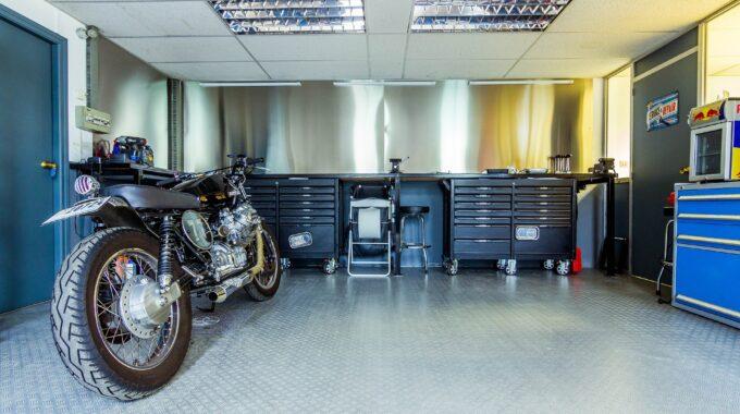 garage woning te koop