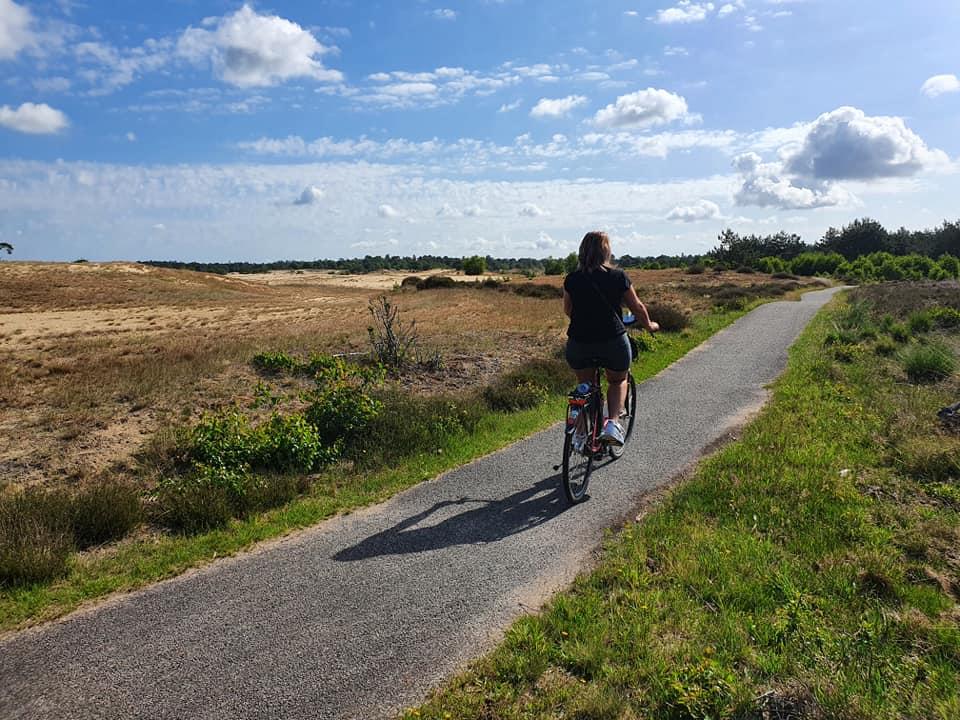 Veluwse Fietsdagen veluwe ermelo fietsen route fietsroute