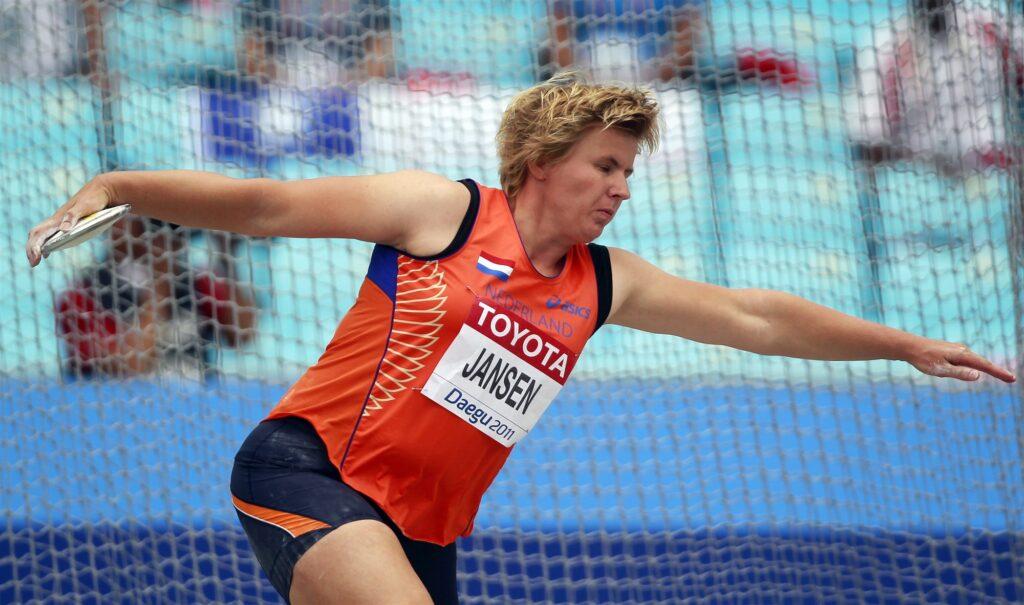 Monique Jansen Harderwijk olympisch spelen olympier