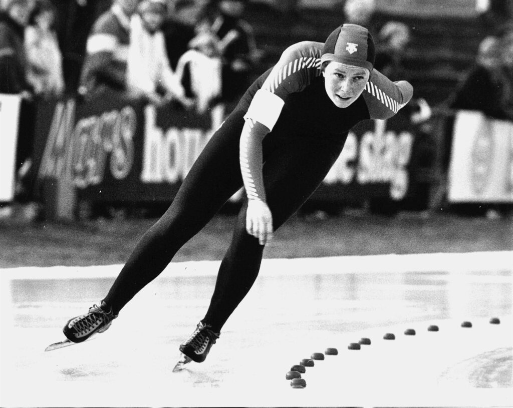 Thea Limbach harderwijk olympier olympische spelen