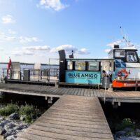 Veerpont Harderwijk - Zeewolde. Foto indebuurt Randmeren