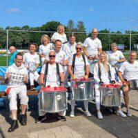 Samba At Sea is de nieuwe sambaband in Harderwijk