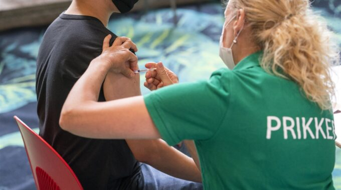 vaccinatiegraad harderwijk ermelo putten coronavaccin