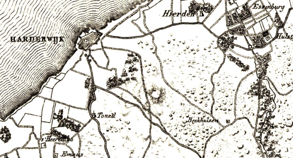 Harderwijk 200 jaar geleden