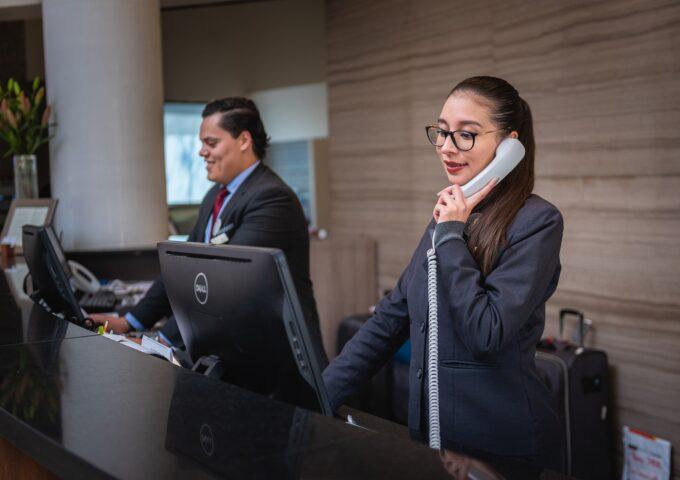 receptionist vacature