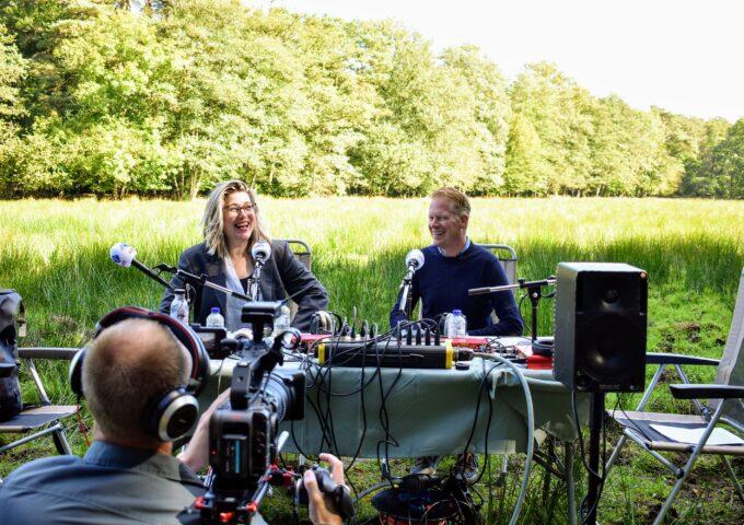 De Weerman podcast veluwe ermelo leuvenumse bossen