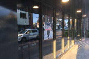 Domino's in Ermelo. Foto indebuurt Randmeren