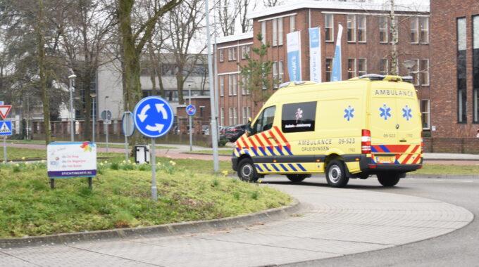 ambulance verkeersongevallen