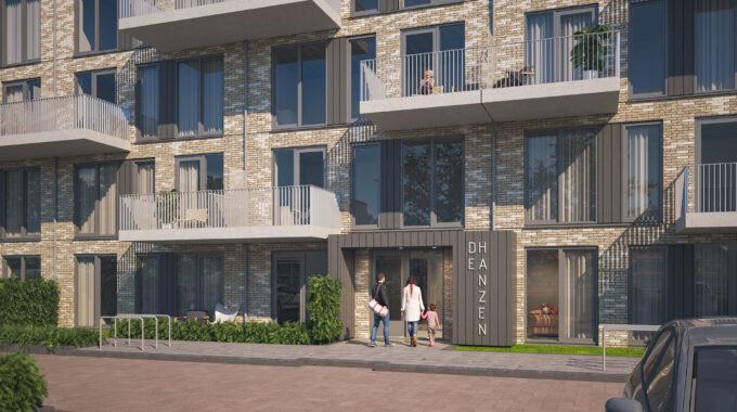 de hanzen nieuwbouw woningen harderwijk nieuwbouwwoning