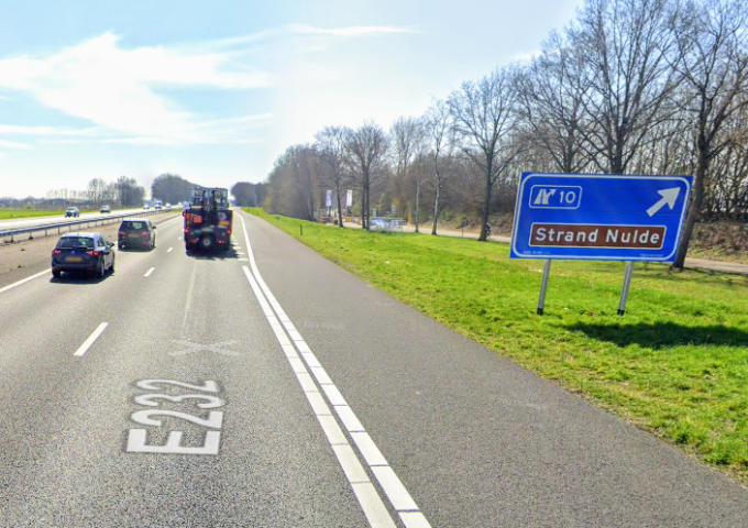 nulde afslag putten afslag 10 werkzaamheden watervalweg snelweg a28
