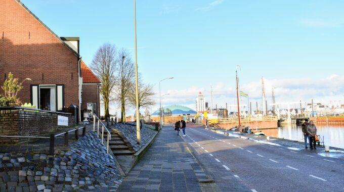 havendam harderwijk werkzaamheden wegwerkzaamheden omrijden boulevard