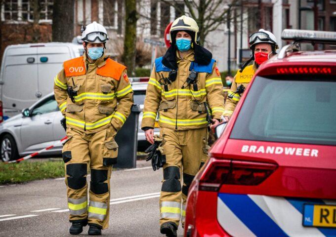 brand harderwijk brandweer