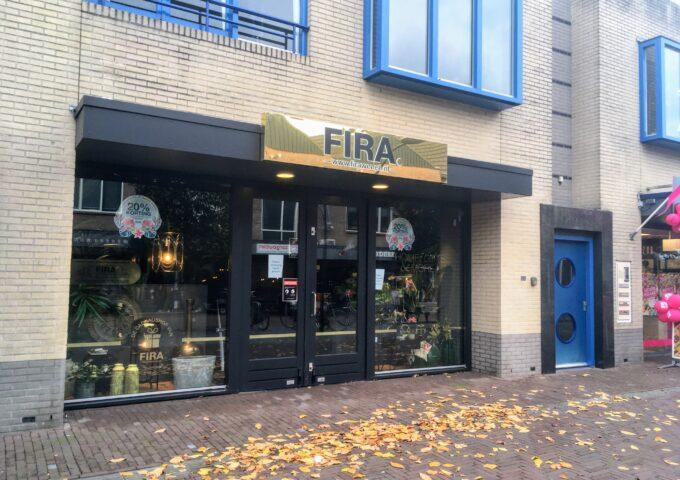 Fira Wonen in Ermelo gesloten dicht