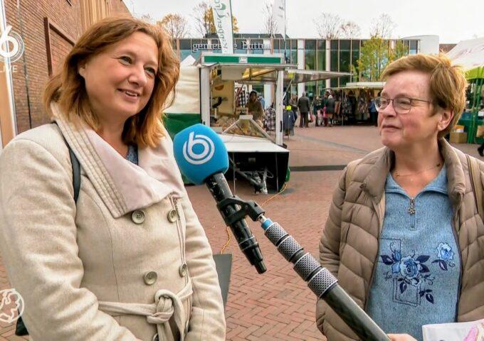 SBS 6 was in Putten. Afbeelding still uit video Hart van Nederland