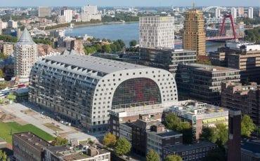 Markthal Rotterdam bezienswaardigheden
