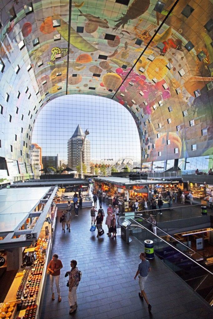 urban-trail Rotterdam
