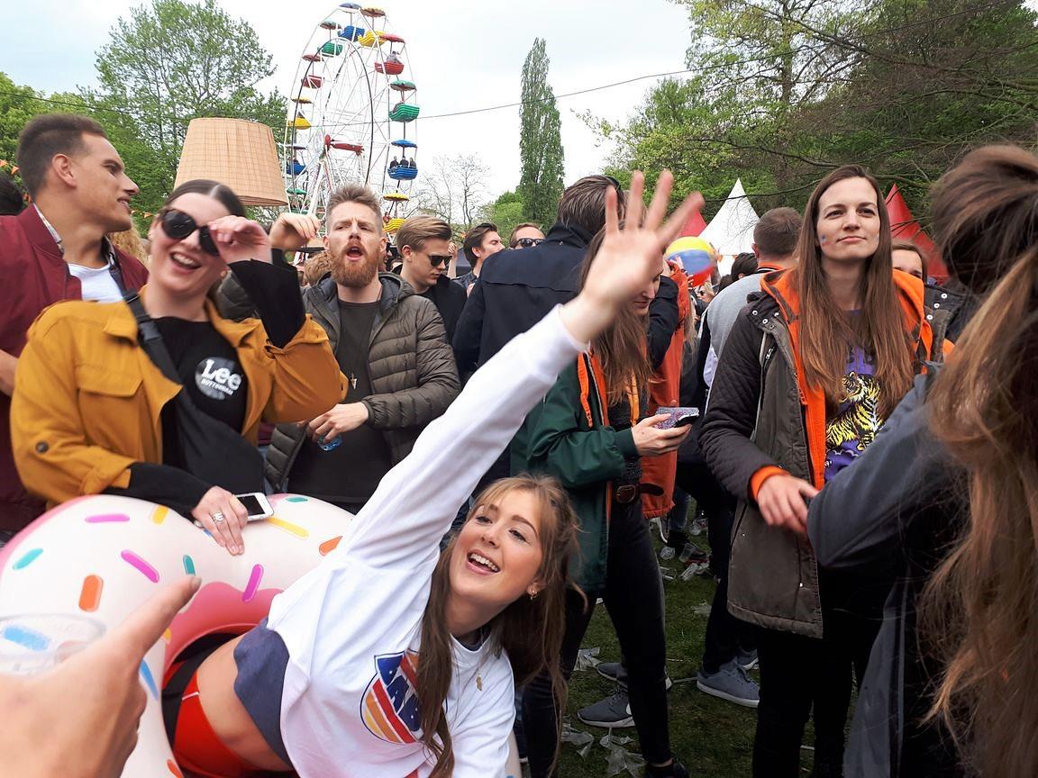 Koningsdag Oranjebitter
