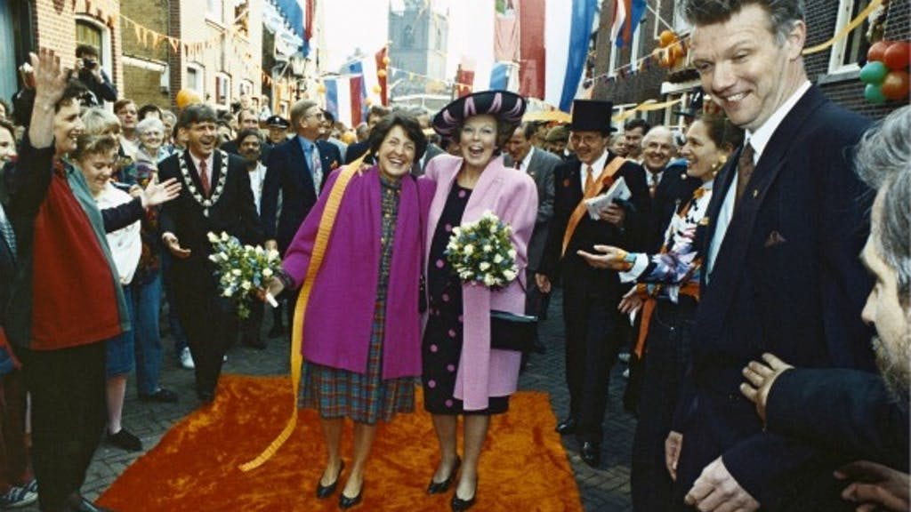 Koninginnedag 1992