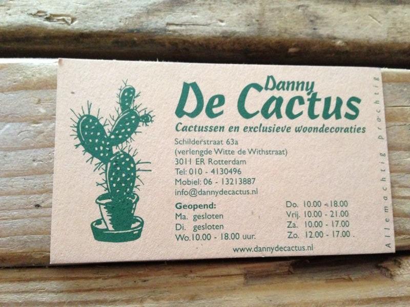 Danny de Cactus