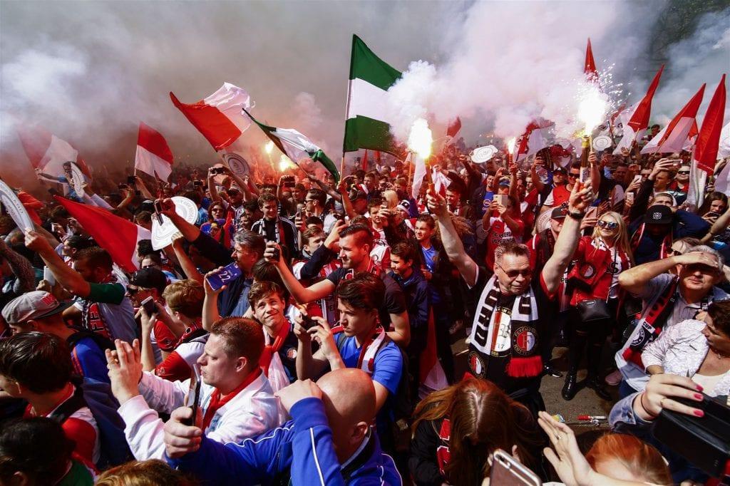Feyenoordsupporters