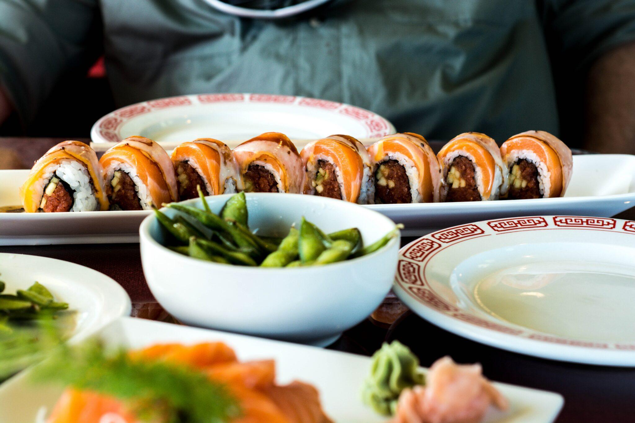 Sushi restaurants Rotterdam