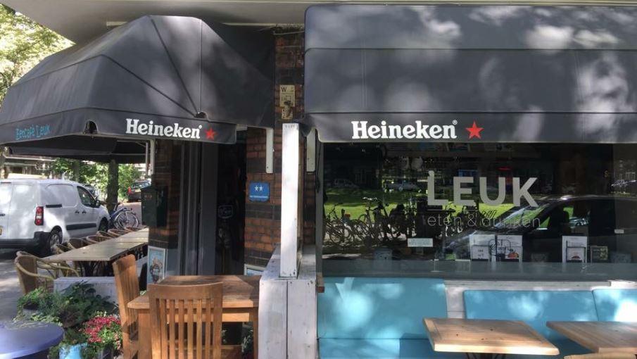 Eetcafé Leuk