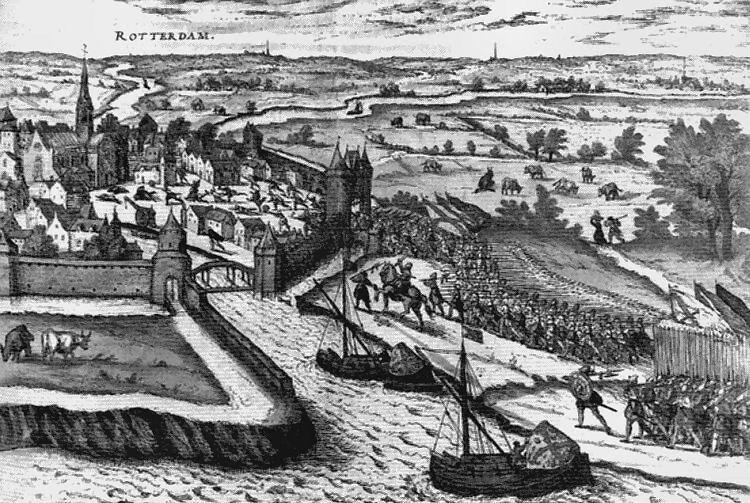 Rotterdam 1572