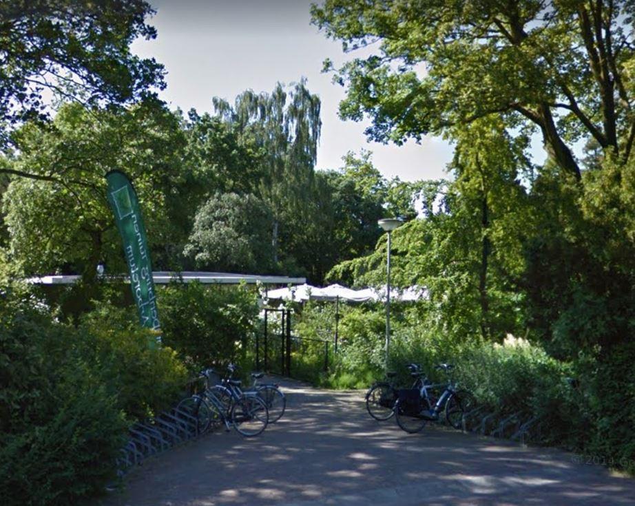 Arboretum Trompenburg ingang