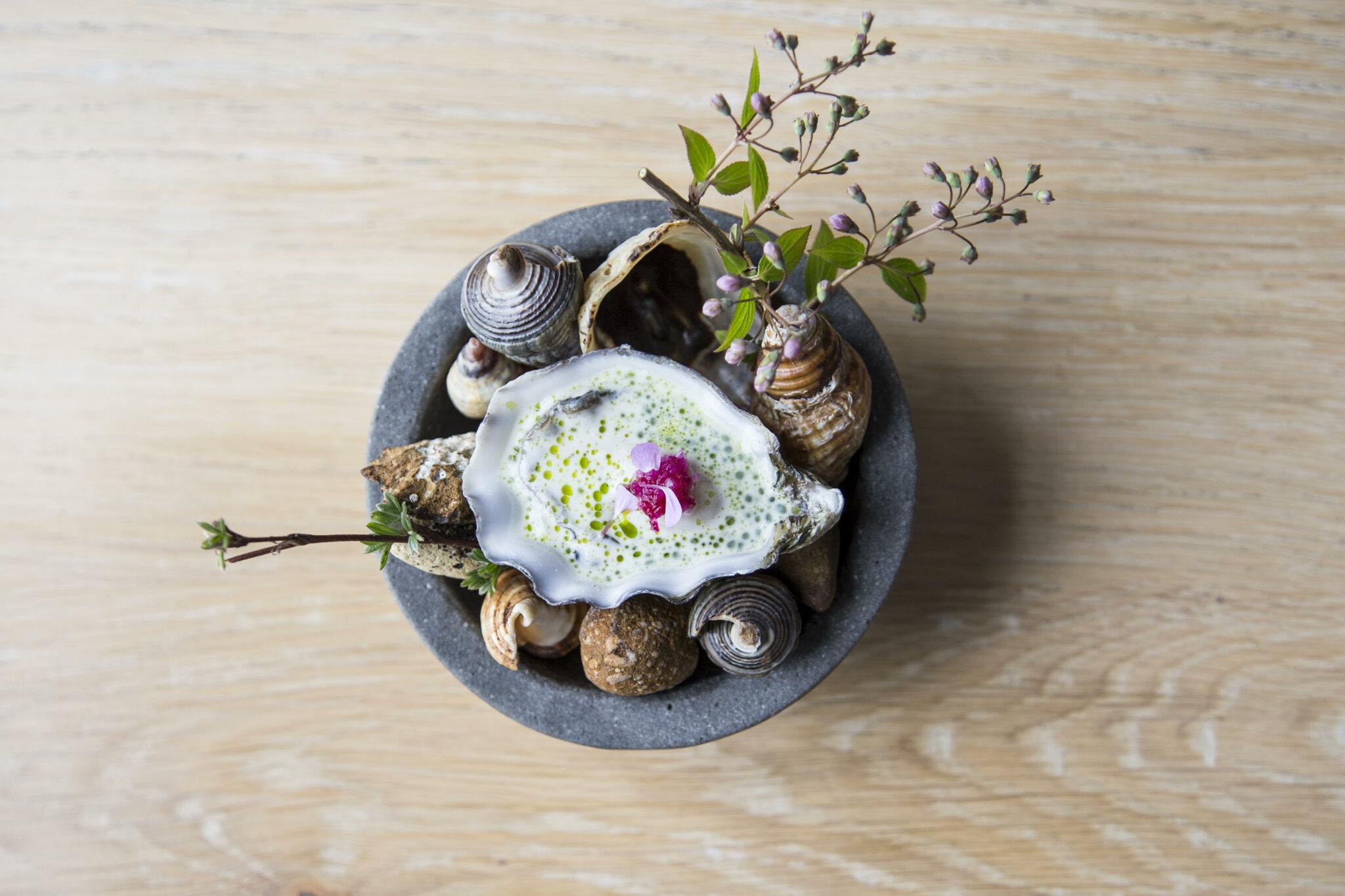 Restaurant Perceel oester