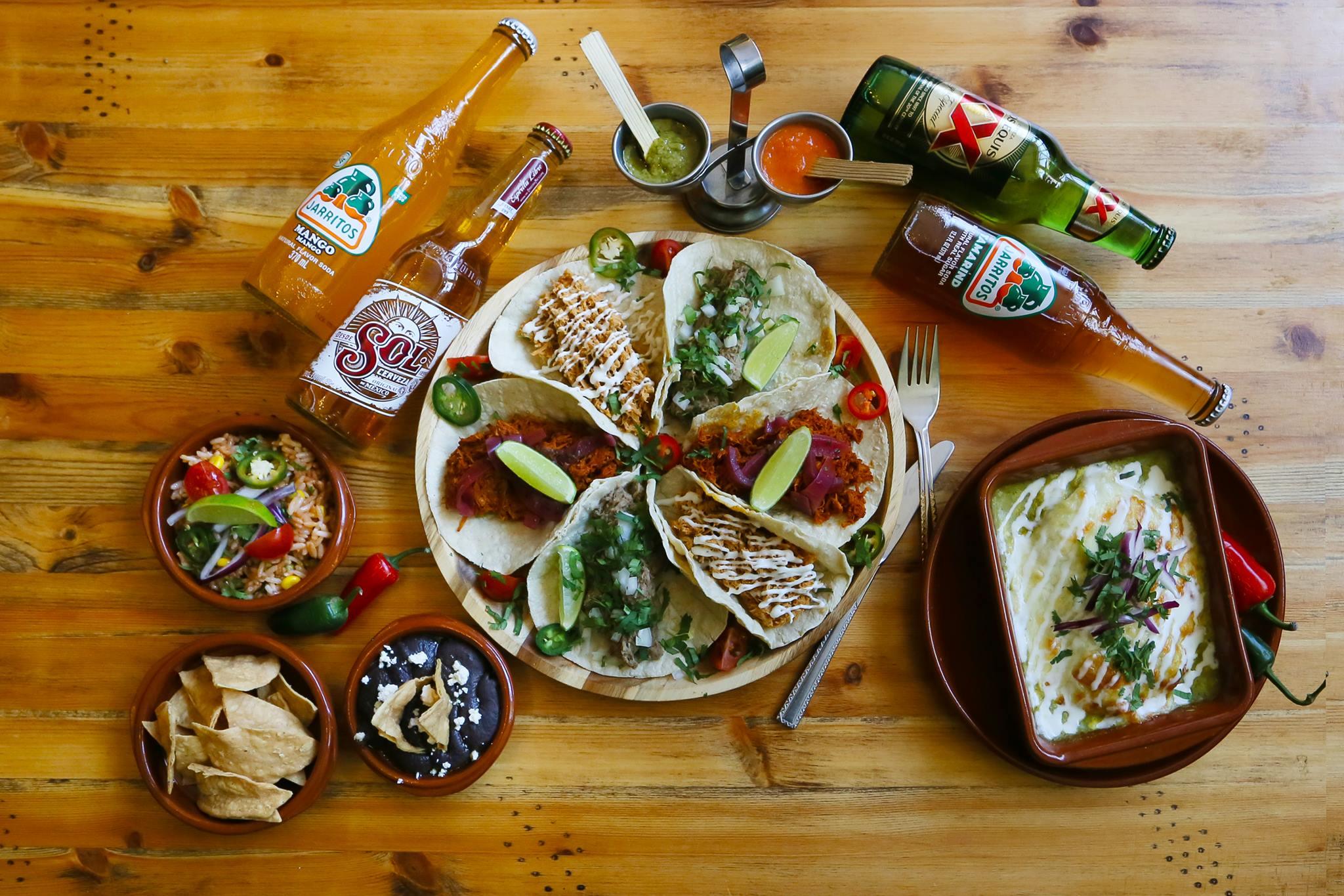 Mexicaans restaurant Rotterdam