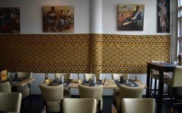 Mama Essi restaurant Rotterdam