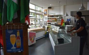 Afrikaans restaurant Rotterdam