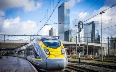 Eurostar - directe verbinding Rotterdam Londen