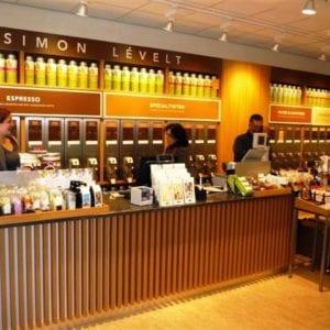 Simon Lévelt koffie & thee - Freericksplaats