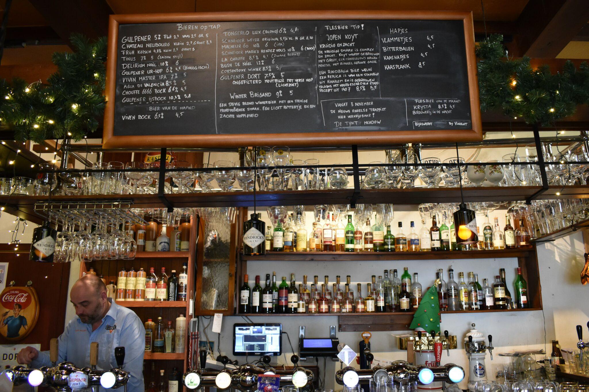 Biercafé Walenburg