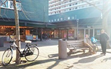 Winkelcentrum Hoogvliet