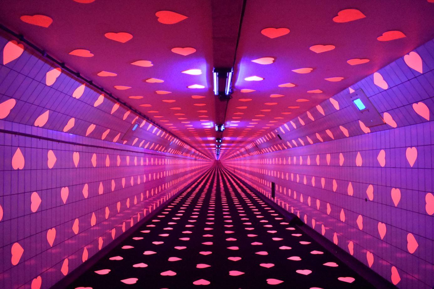 Tunnel of Love Maastunnel
