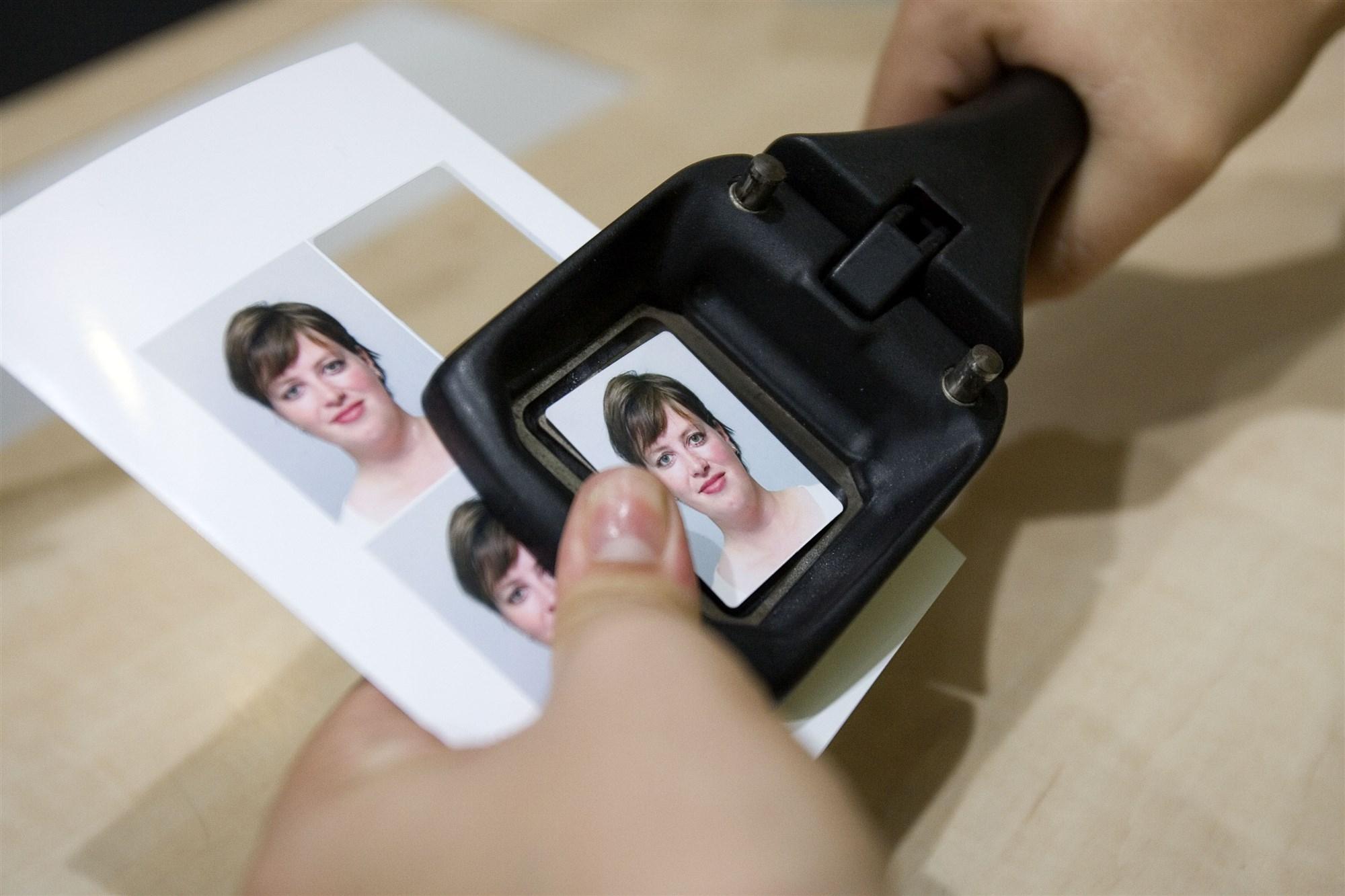 Pasfoto maken Rotterdan
